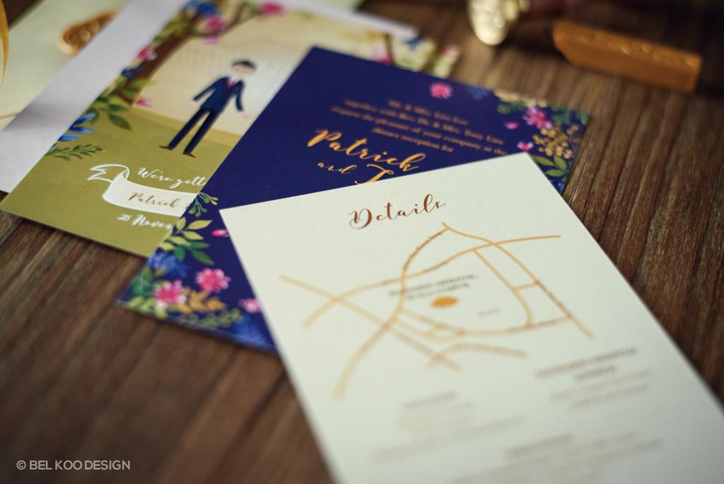P t wedding bel koo graphic web designer malaysia ipoh wedding invitation design malaysia wedding card design malaysia wedding design malaysia stopboris Choice Image