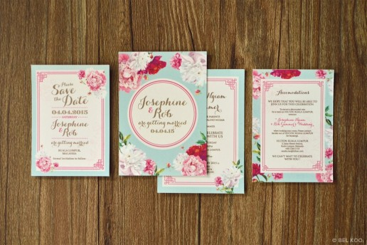 wedding invitation design malaysia, logo design, logo design malaysia, bel koo, graphic designer malaysia, web designer malaysia